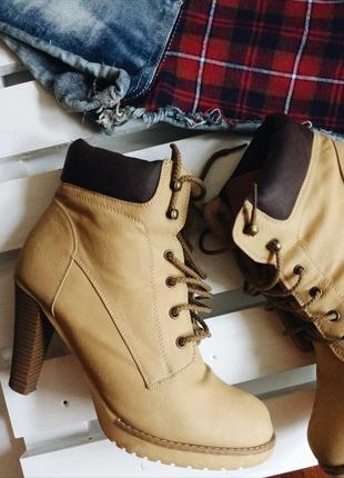Ботинки tally weijl