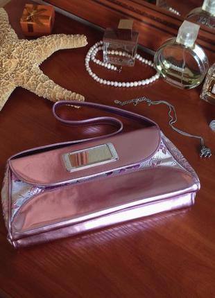 Дизайнерский клатч , сумка valentin yudashkin