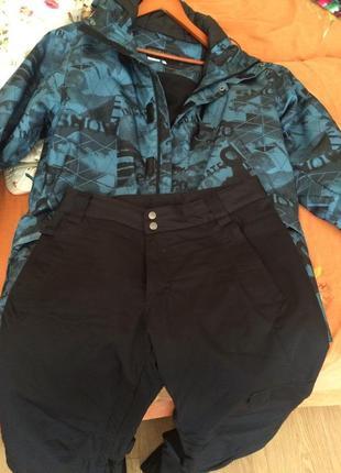 Продам горнолыжную куртку и штаны
