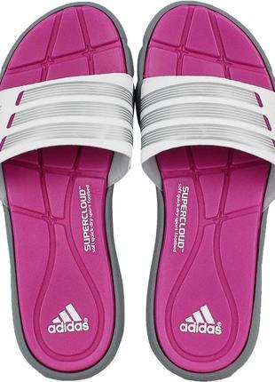 Сланцы adidas, adipure 360 slide w f32909. 23 см