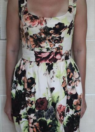 Платье miss selfridge, s