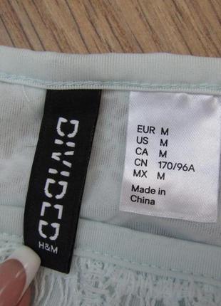 Кружевное платье h&m4