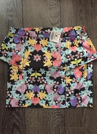 Крутейшая юбка bershka