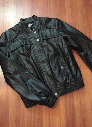 Куртка кож.зам. идеальная