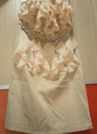 Платье от ламода