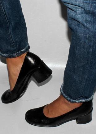 Туфли 36 р gabor германия кожа  оригинал