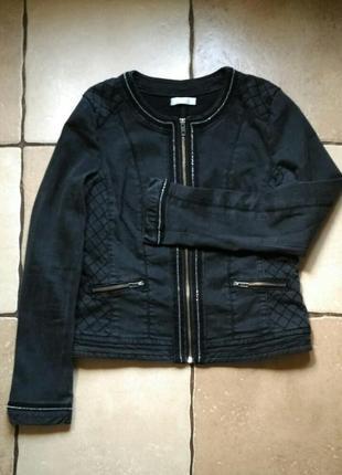 Джинсова куртка promod