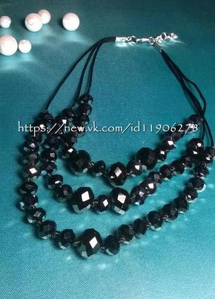 Невероятно красивое ожерелье чокер