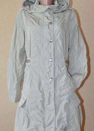 Плащ - куртка easycomfort. размер 40-42