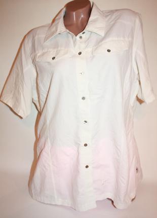 Рубашка белая м'kinley