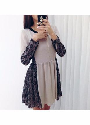 Безумно красивое платье от h&m