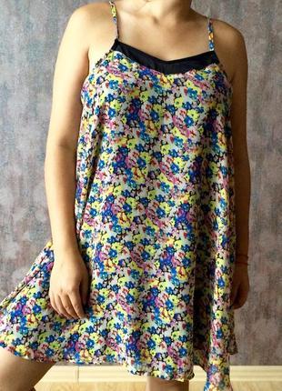 Платье atmosphere цветочный принт