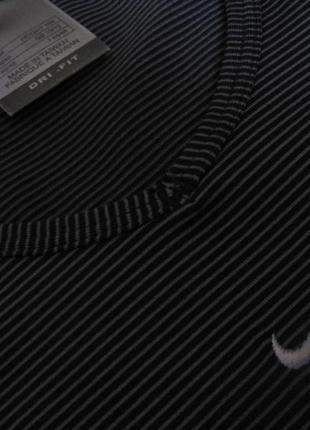 Nike оригинал рр 44/с-м/10 спортивная футболка, спорт майка5
