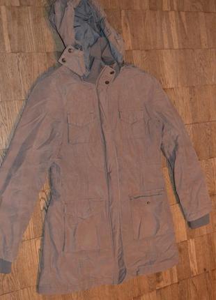 Продам куртку парку 38 р. (м)