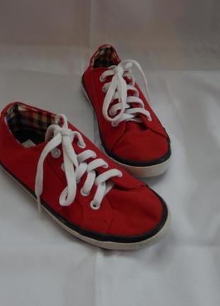 Next оксфордские кеды на шнурках в стиле ретро