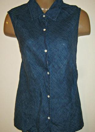 Рубашка под джинс gap