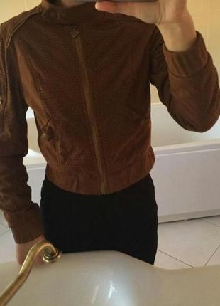 Стильна курточка джемпер danily