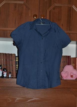 Красивезная классическая рубашка