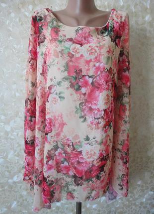 """Блузка красивенная и брендовые вещи больших размеров """"сток""""!!!!"""