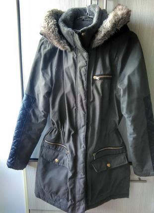 Зимняя куртка от h&m