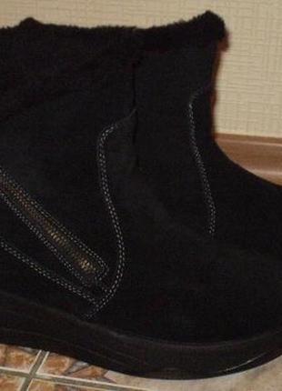 Новые осенне-зимние ботинки skechers tone-ups 37 размера