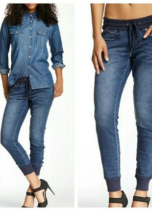 Женские джинсы джогеры seven7 из америки. оригинал размеры 6 и 8