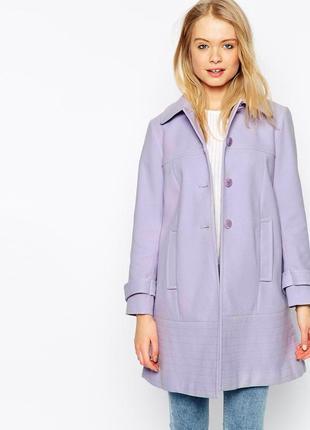Новое красивое пальто asos