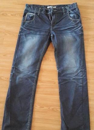 Оригинальные джинсы denis simachev