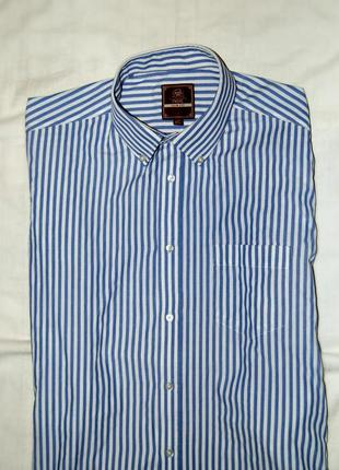 Рубашка в полоску в стиле бойфренд