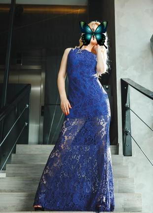 Шикарное платье lamoda