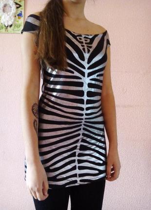 Туника или очень короткое платье, кира пластинина