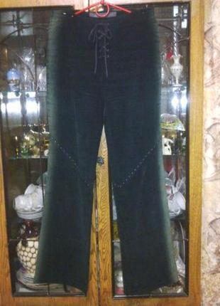 Демисезон.брюки veromoda итал, 98%коттон,46-48mр.