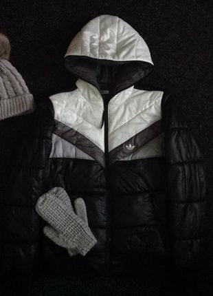 Пуховик куртка adidas