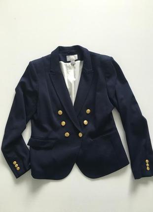 Пиджак короткий h&m