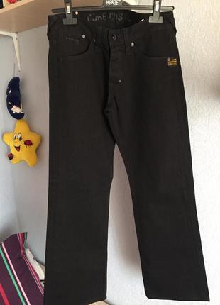 Штаны джинсы прямые