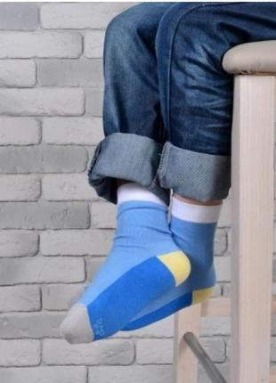 Носки duna 6-12 месяцев 10-12 см стопа 15-18 размер
