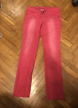 Брюки летние джинсы tom tailor