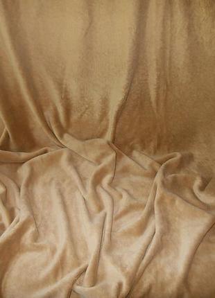 Качественный плюшевый плед coravelle (германия) 220х150см