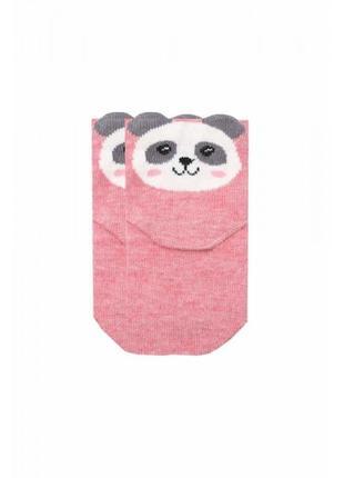Носки для младенцев панда duna 0-6 месяцев 08-10 см стопа