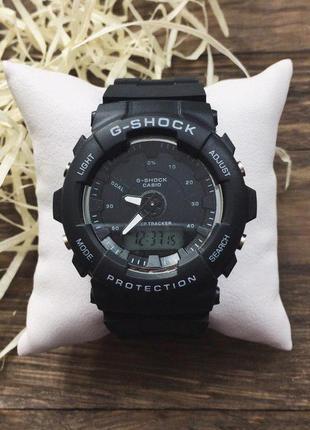 Наручные часы - в стиле casio g-shock (чёрные)