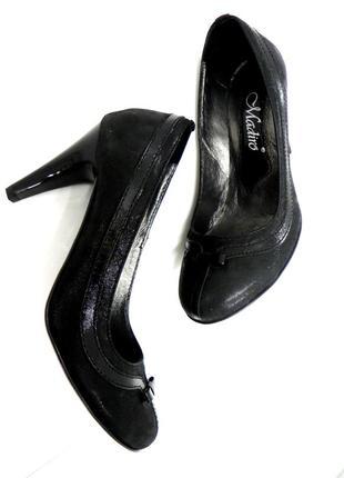 Кожаные туфли очень качественные и удобные