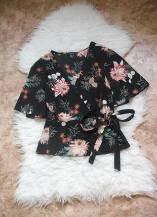 Блуза на запах atmosphere