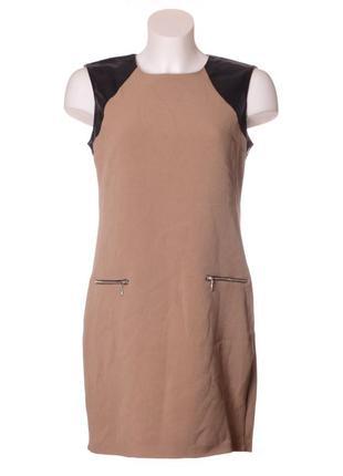 Платье сарафан для офиса - италия.
