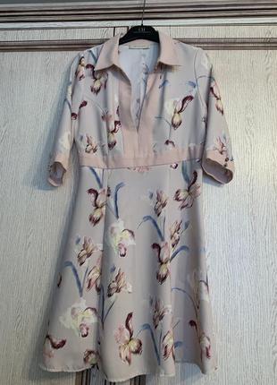 Платье нарядное bovona 36 s
