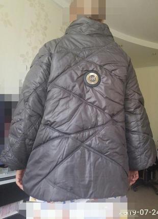 Модная и стильная демисезонная куртка bastet, пр-во польша6 фото