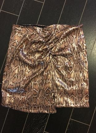 Нарядна юбка zara