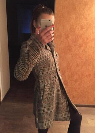 Осеннее пальто h&m