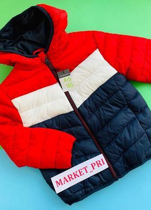 Демисезонная куртка фирмы примарк для мальчика