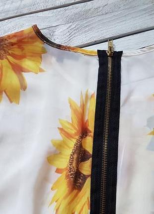 Чудова шифонова блуза з замочком ззаду від rare6 фото