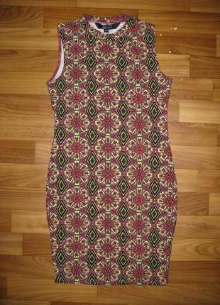 Стильное летнее платье new look на 12-13 лет